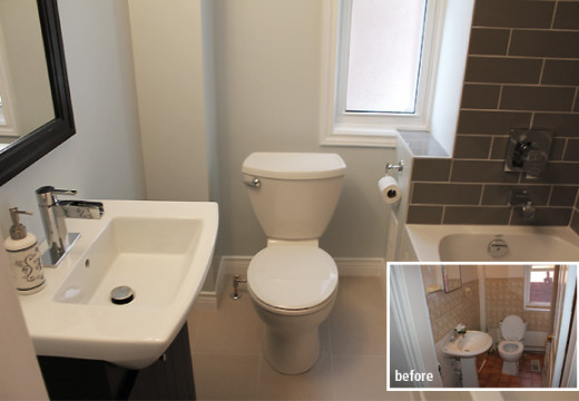 How To Update Your Bathroom On A Tight Budget