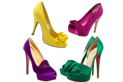All About Women's Fashion Shoes