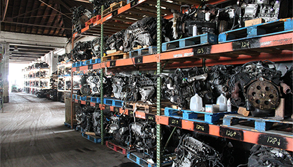 A Beginner's Guide To Buying Salvage Auto Parts