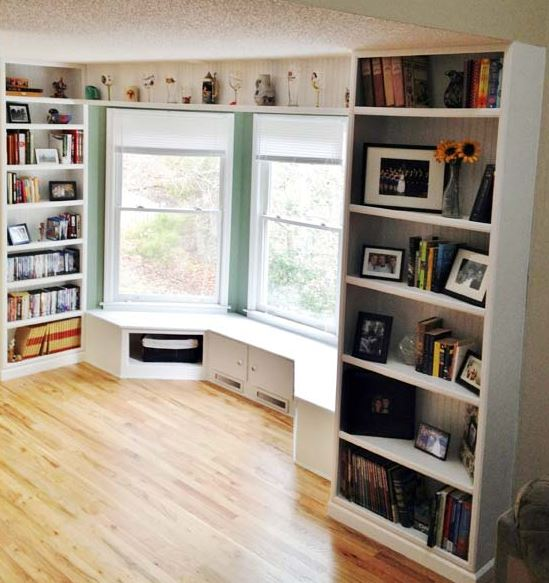 7 Areas You Wouldn't Expect To Find Storage Space In The Home