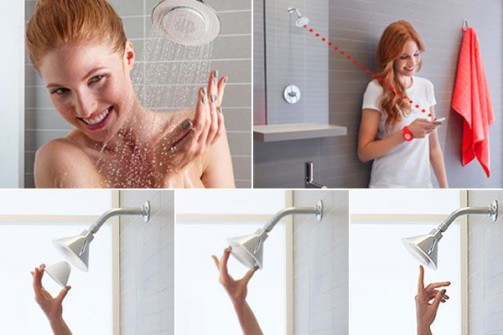 The Comforter Shower Head – Your Mind And Body's Relaxer