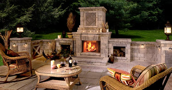 A Quick Guide To The Facts About Outdoor Fireplaces