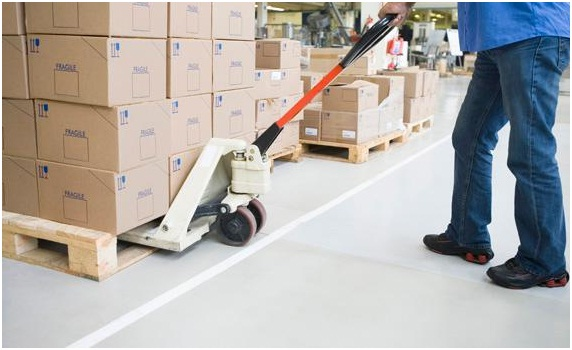 The Benefits Of Transporting Goods By Pallets