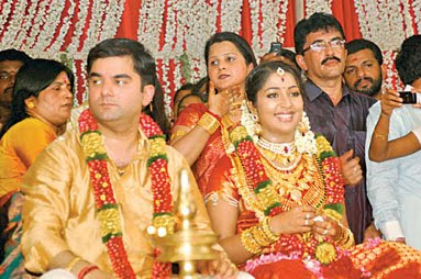 Ceremonies of a Traditional Nair Wedding