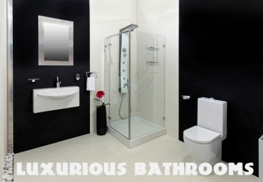 Luxurious Bathroom Ideas