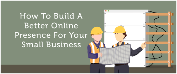 How To Build Your Small Business Online