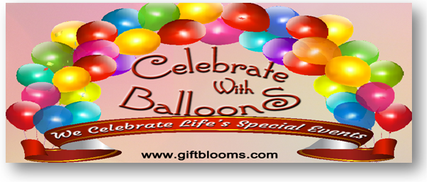 Celebrate Your Special Day With Balloons Delivery