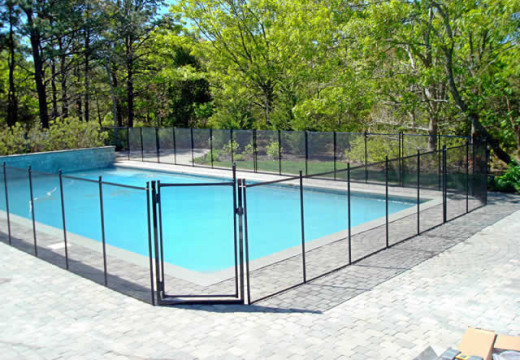 Quality Pool Fencing Using Glass As The Primary Material