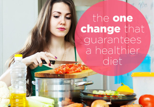 4 Reasons To Start Eating A Healthier Diet