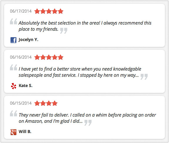 User Reviews: Do You Need Them For Your Website?