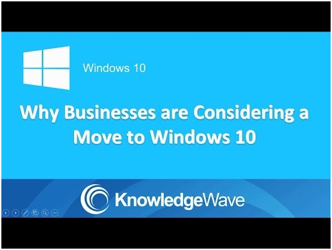 What Windows 10 Means For Business