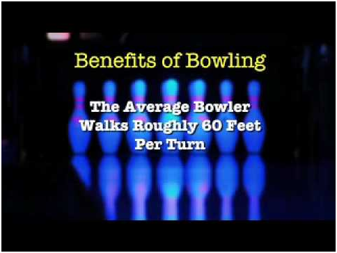 Health Benefits Of Bowling