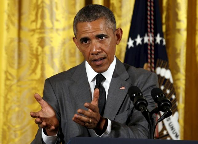 Barak Obama Is Still Confident