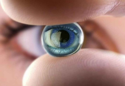 Seeing The Future: Telescopic Contact Lenses Can Magnify Human Eyesight