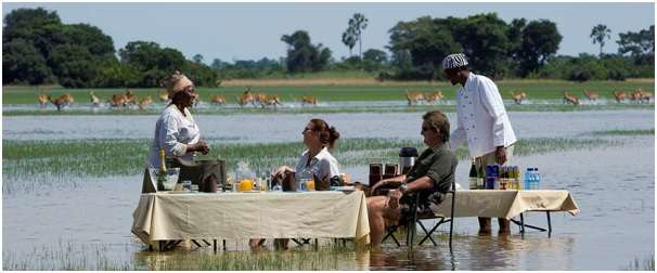 Holiday Types Experienced In Tanzania