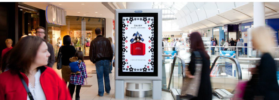 Digital Signage Acts As An Advertising Medium