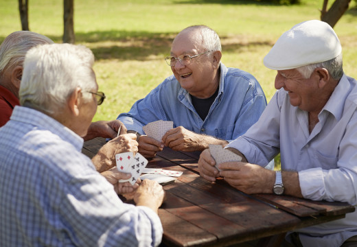 House-sharing In The Golden Years