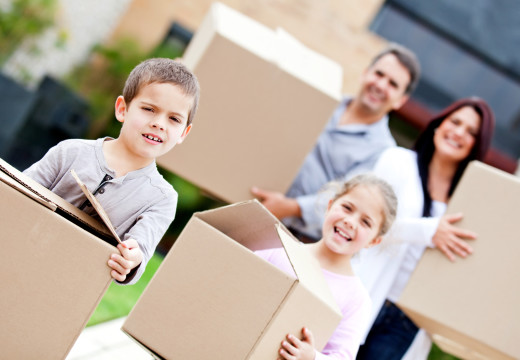 14 Ways To Help Your Children Adjust To A Move