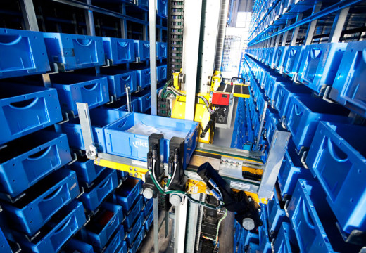 Thinking Of Going Green? Time To Leverage SSI Automation Warehouse Solutions