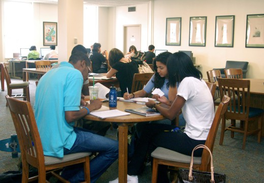 5 Great Places To Study In College