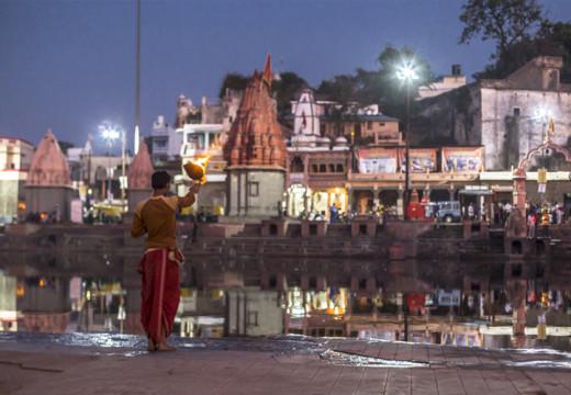 On A Spiritual Journey To Ujjain