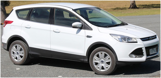 Will A Facelifted Ford Kuga Appear In Barcelona?