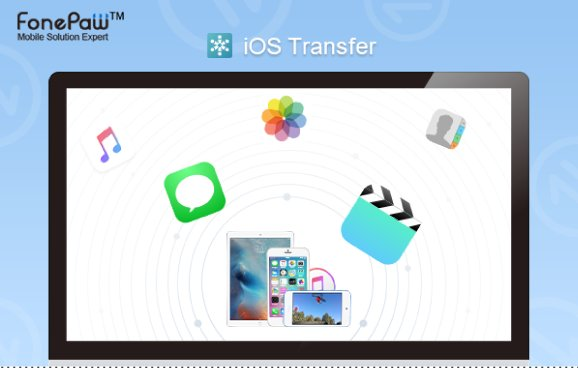 The Best Alternative Of iTunes - FonePaw iOS Transfer
