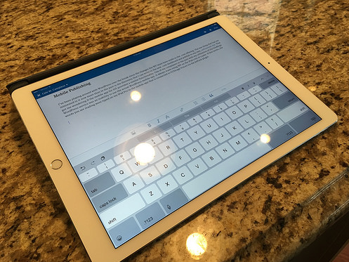 Outstanding Things You Can Do On The iPad Pro