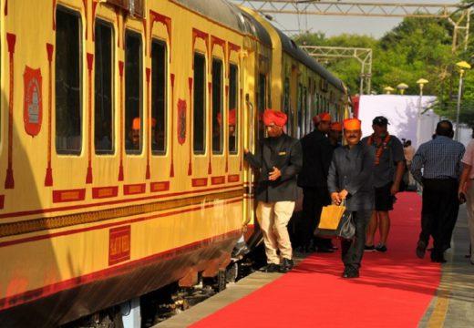 Pride Of India – Royal Rajasthan On Wheels