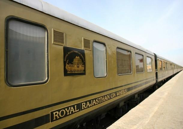 Pride Of India - Royal Rajasthan On Wheels