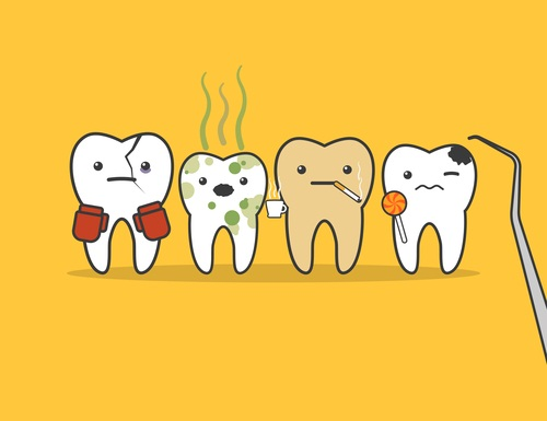 The Way Your Diet Affects Your Teeth