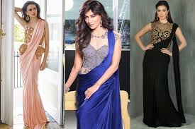 What Is A Saree Dress?