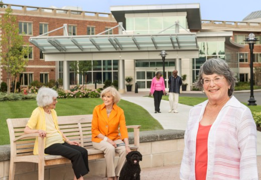 Age Beautifully In Your Senior Living Community