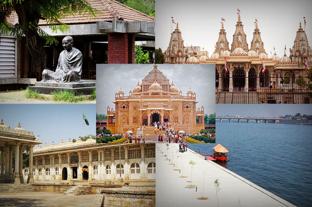 Ahmedabad has Variety of Thrilling Spots for Tourists