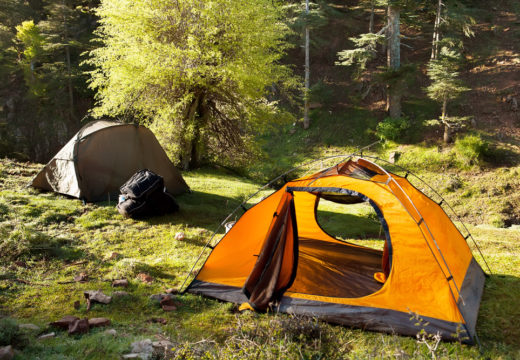Tent Camping For Beginners – Tents