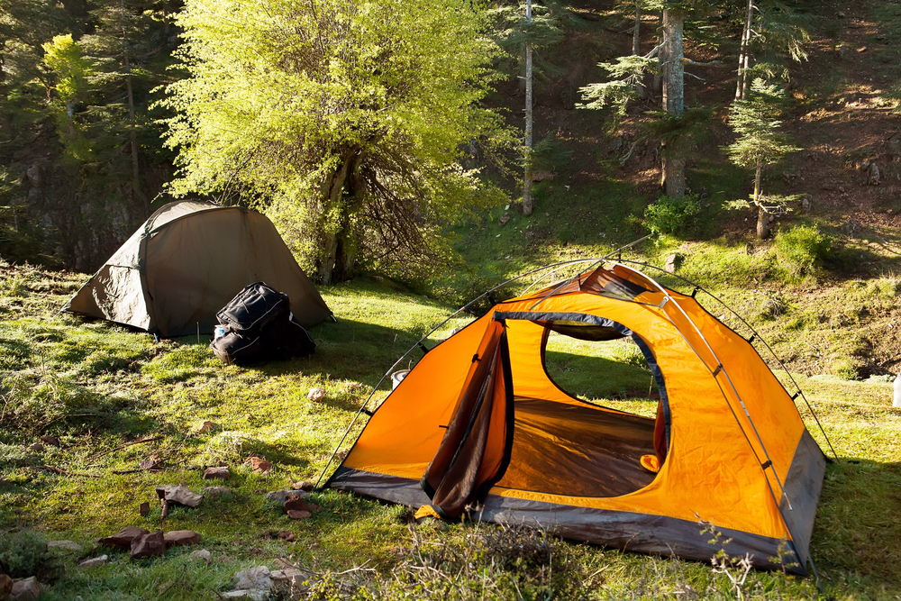 Tent Camping For Beginners - Tents