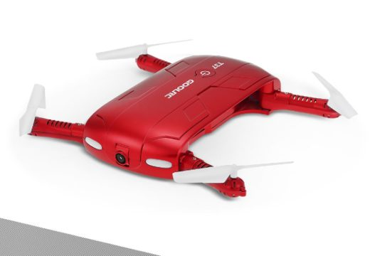 GoolRC T37 Review: World's Tiniest Foldable Drone
