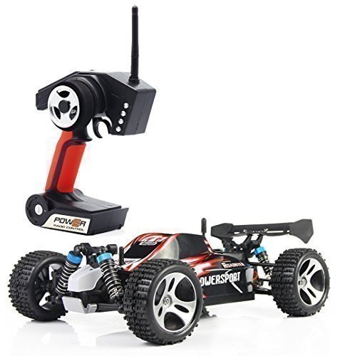 Wltoys A959 RC Car Review