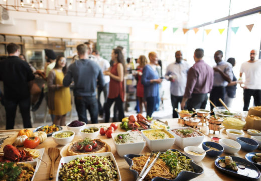 Different Types Of Catering Services