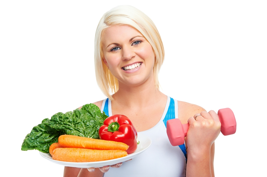 How To Gain Weight and Build Muscle With Healthy Diet and Exercise