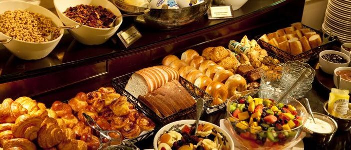 Cost Effective Buffet System in Restaurant