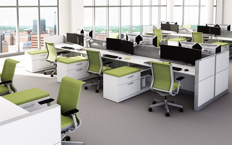 Office Furniture Style Guide For Awesome Interiors