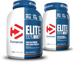 Build Big With Dymatize
