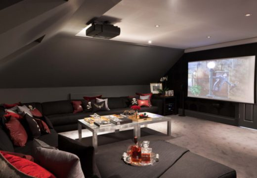 5 Tips to Create Your Dream Entertainment Room