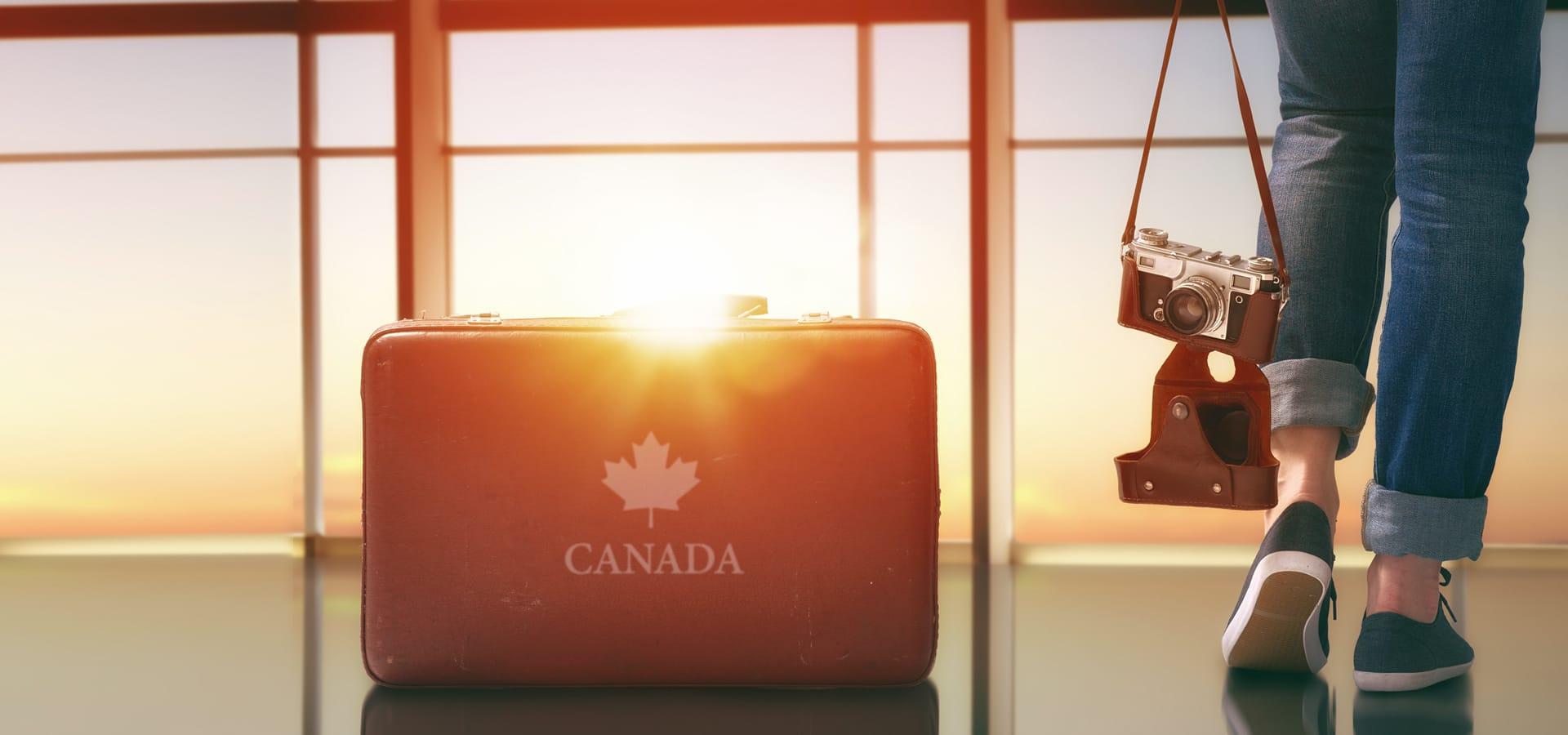 tourist visa to Canada