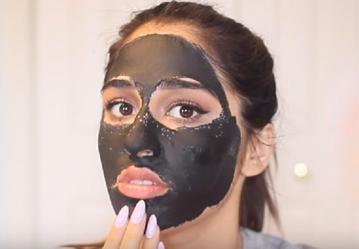 Mask Of Gelatin And Activated Charcoal: Features