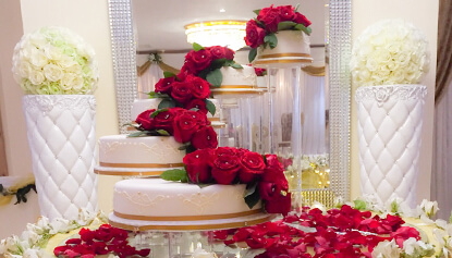 Flavours You Must Try For Your Wedding Cake