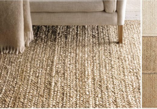 Why jute rugs are must have for home décor?