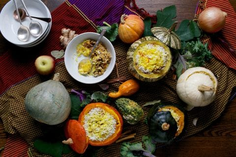 A Guide to Hosting a Vegetarian Thanksgiving Dinner