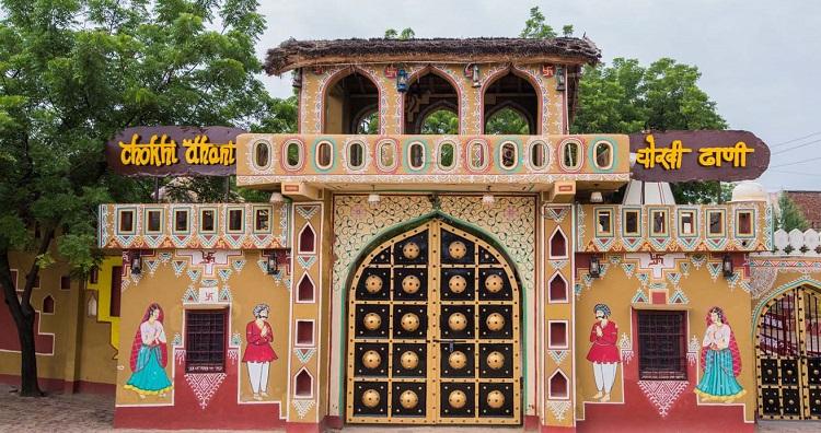 Chokhi Dhani, Jaipur